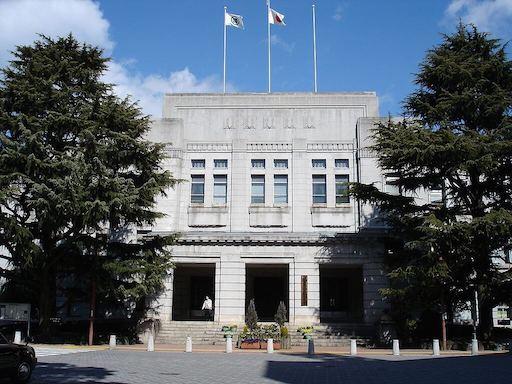 1924 旧岐阜県庁舎 建築家 佐野利器