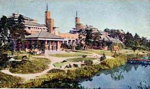 1930 甲子園会館(旧甲子園ホテル) 建築家 遠藤新
