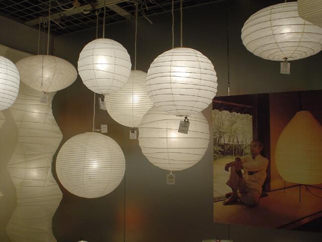 1951 「Akari」シリーズ 芸術家・デザイナー イサム・ノグチ