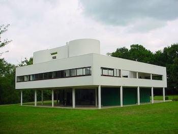 世界遺産サヴォア邸
