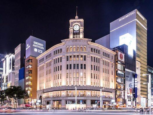 1932 和光(旧 服部時計店) 建築家 渡辺仁