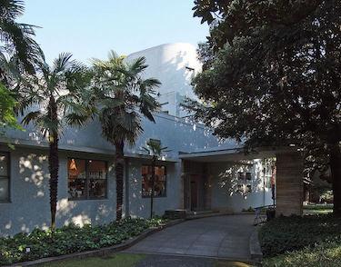 1938 原美術館(旧 原邦造邸) 建築家 渡辺仁
