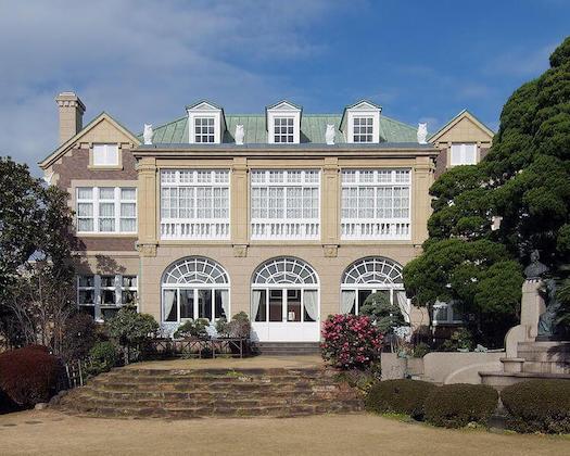 1924 鳩山一郎邸(現鳩山会館) 建築家 岡田信一郎
