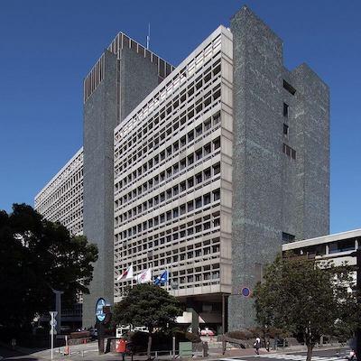 1927 神奈川県庁舎 建築家 佐野利器