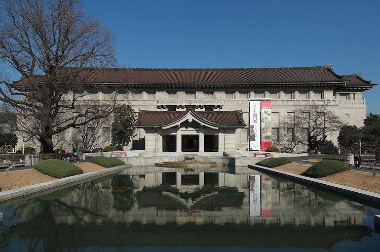 1937 東京国立博物館(旧 東京帝室博物館) 建築家 渡辺仁