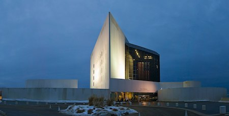 建築家 I.M.ペイ 1979 ジョン・F・ケネディ図書館