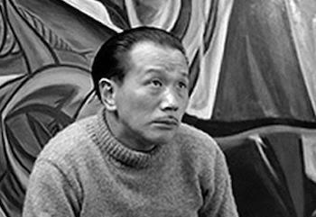 芸術家 岡本太郎
